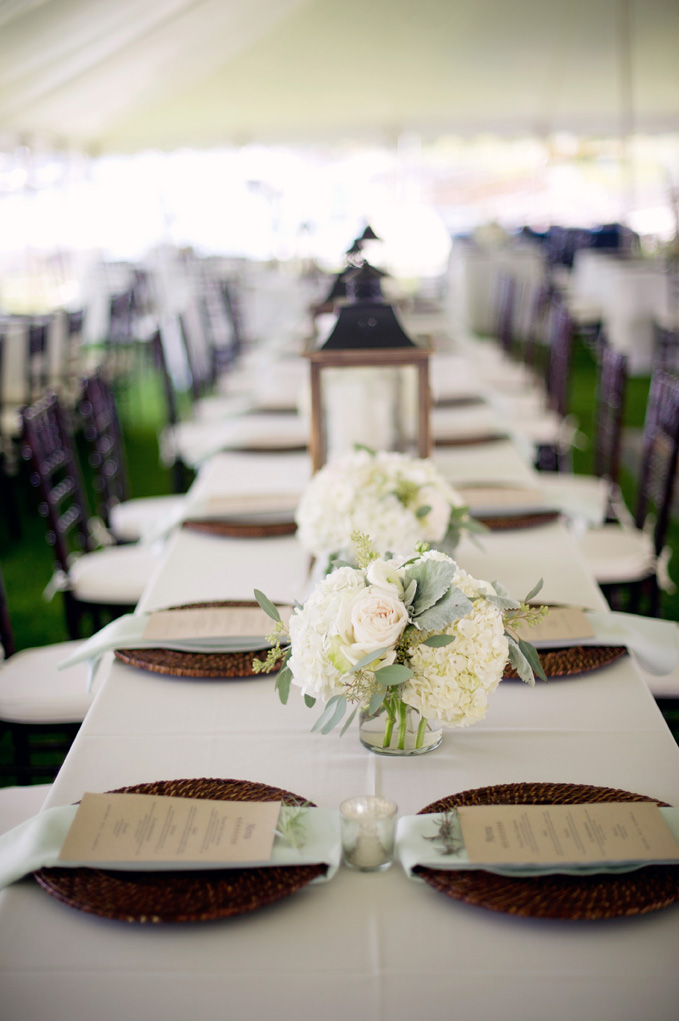 Long Tables | Charger Plates and Lanterns | Tableau Events