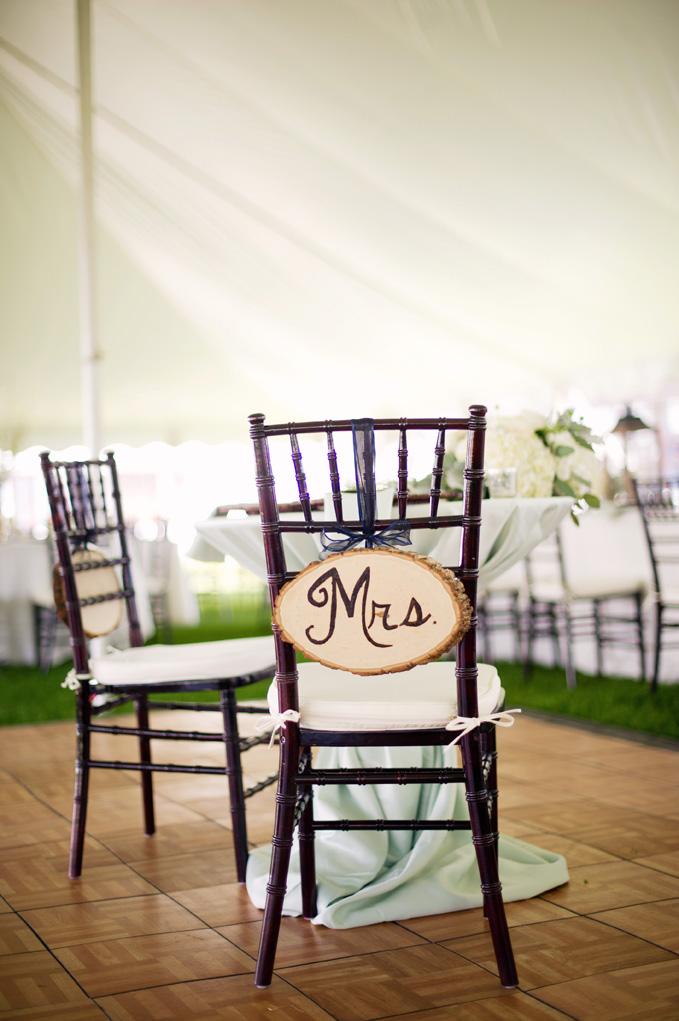 Mr. and Mrs. Sweetheart Table | Dance Floor | Tableau Events