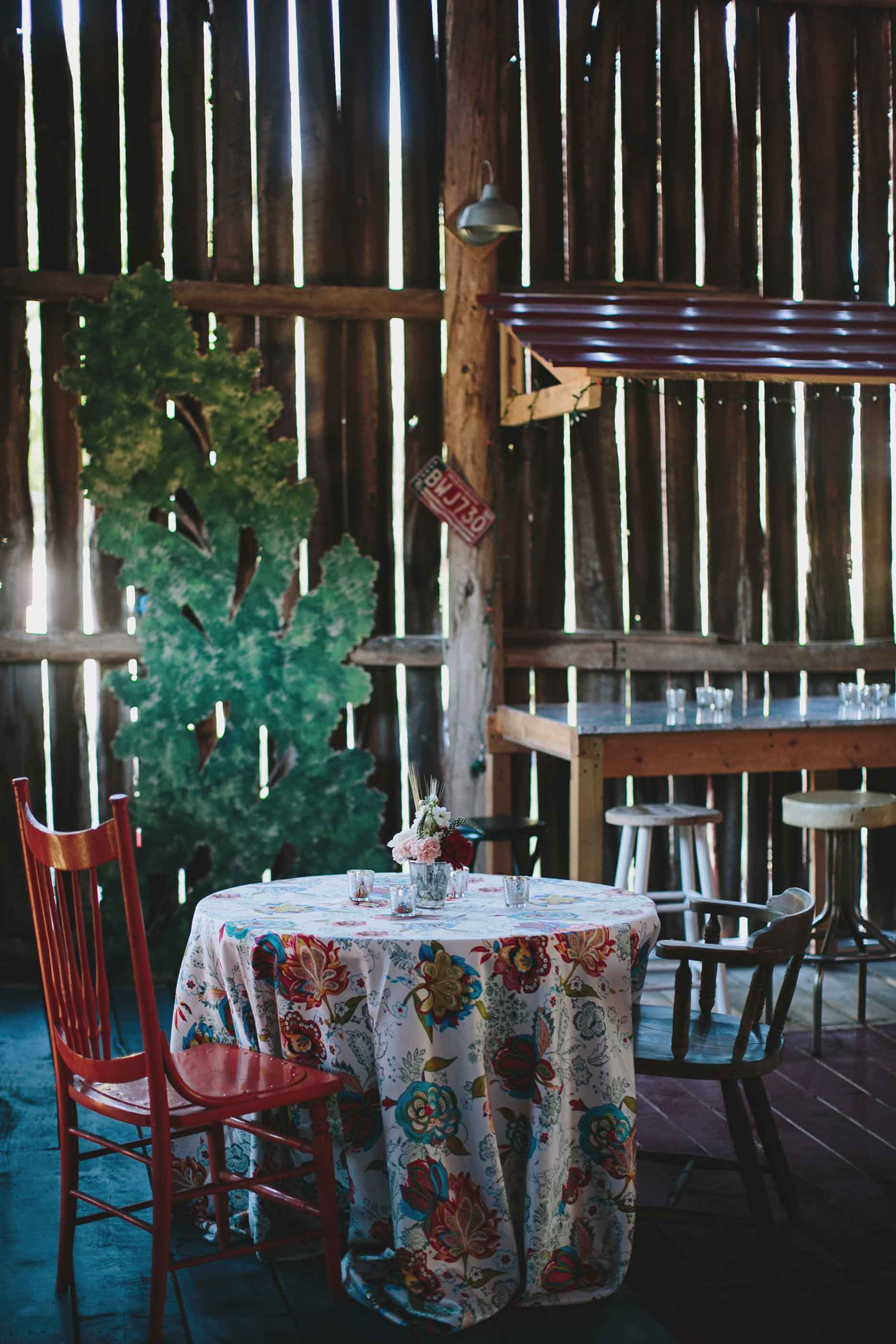 Rustic Event Design | Boho Wedding Design | Tableau Events