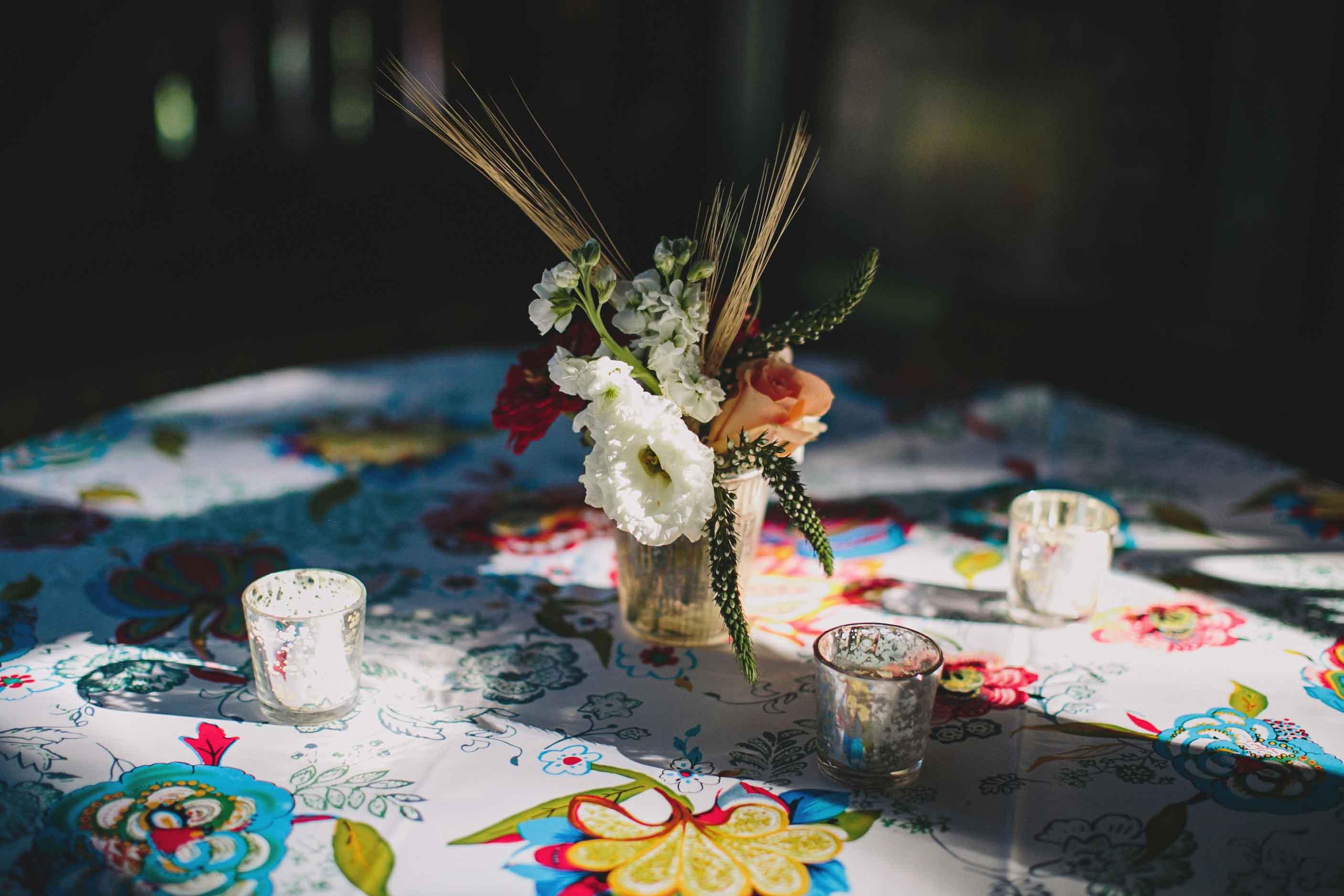 Boho Wedding Decor | Fall Wedding Flowers | BLOOM | Tableau Events