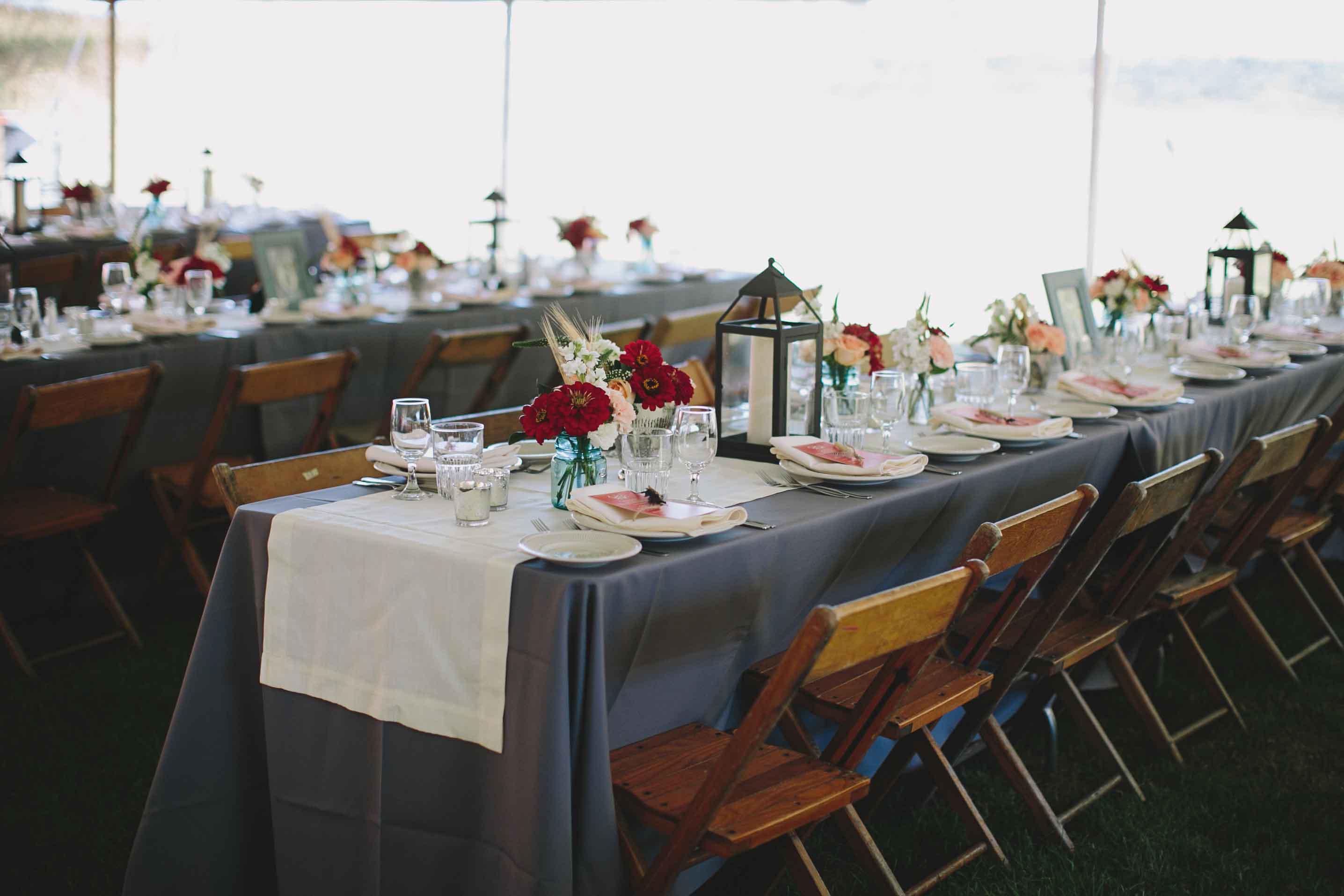 Boho Wedding Decor | Rustic Wedding | Barn Wedding | Tableau Events
