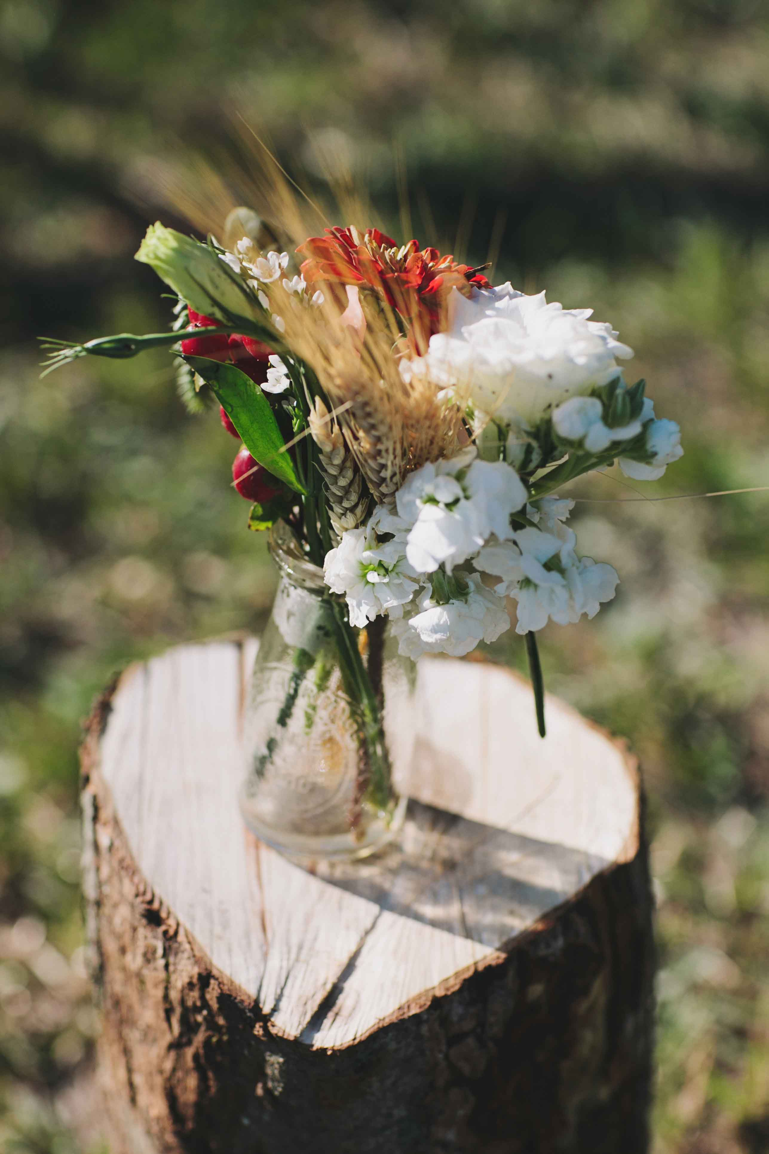 Boho Wedding Flowers | BLOOM | Tableau Events