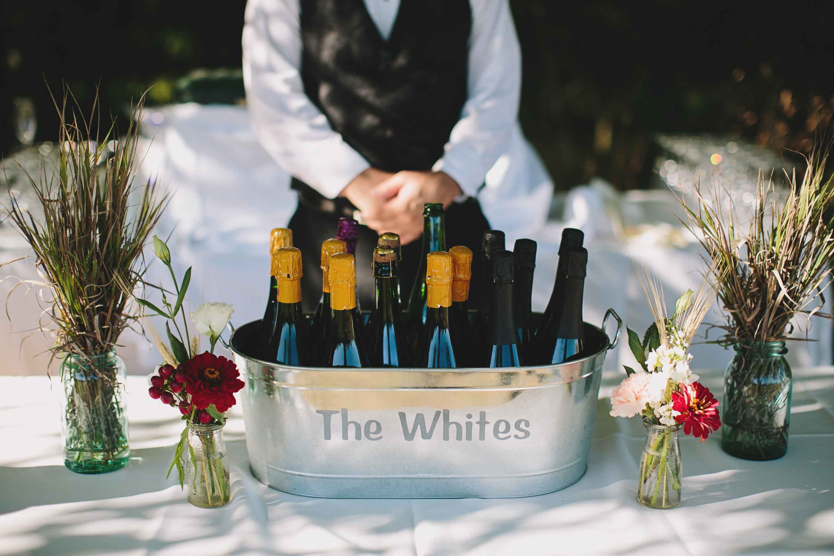 Ceremony Champagne Toast | Tableau Events