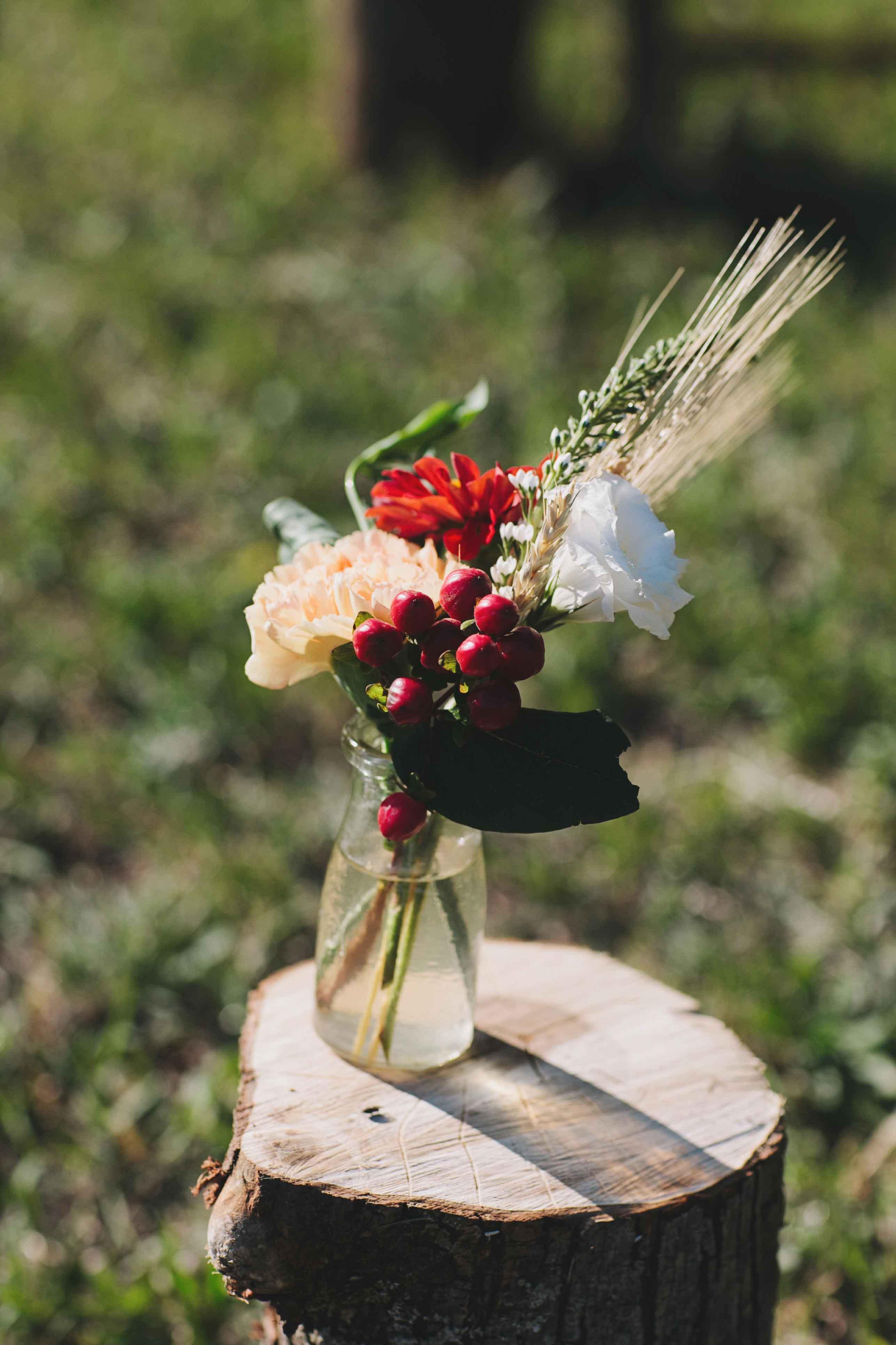 Fall Wedding Flowers | Boho Wedding Flowers | BLOOM | Tableau Events