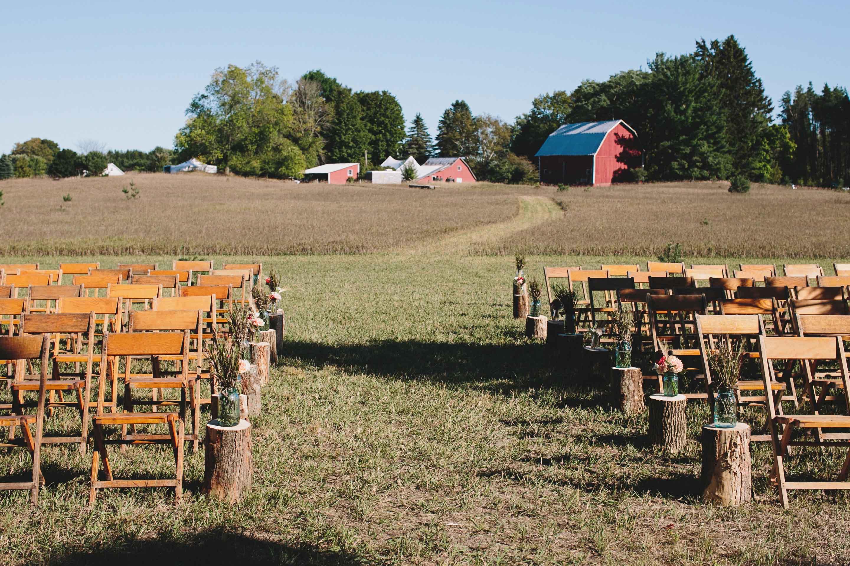 Barn Wedding | Fall Wedding | Tableau Events