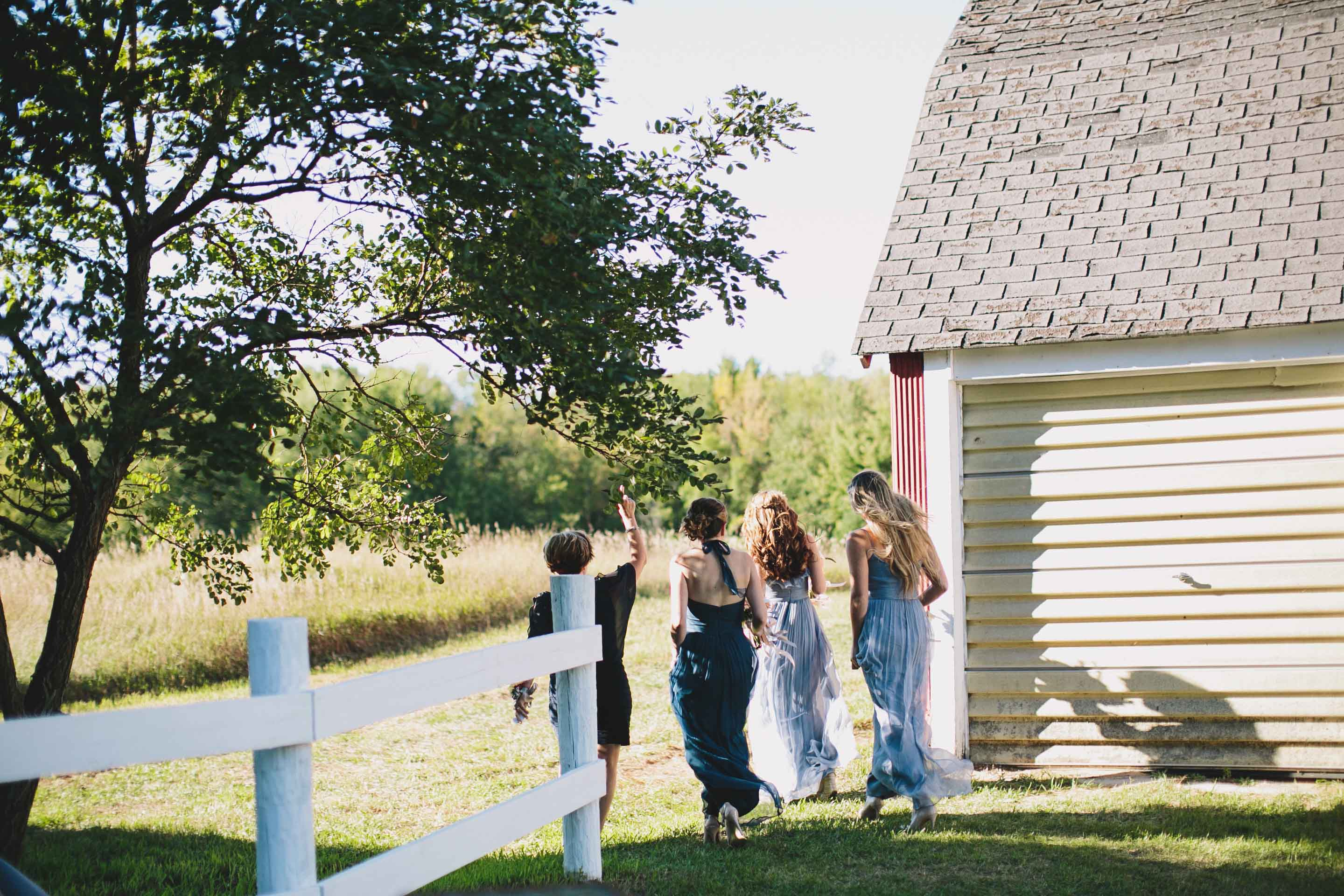 Fall Wedding | Barn Wedding | Rustic Wedding | Tableau Events