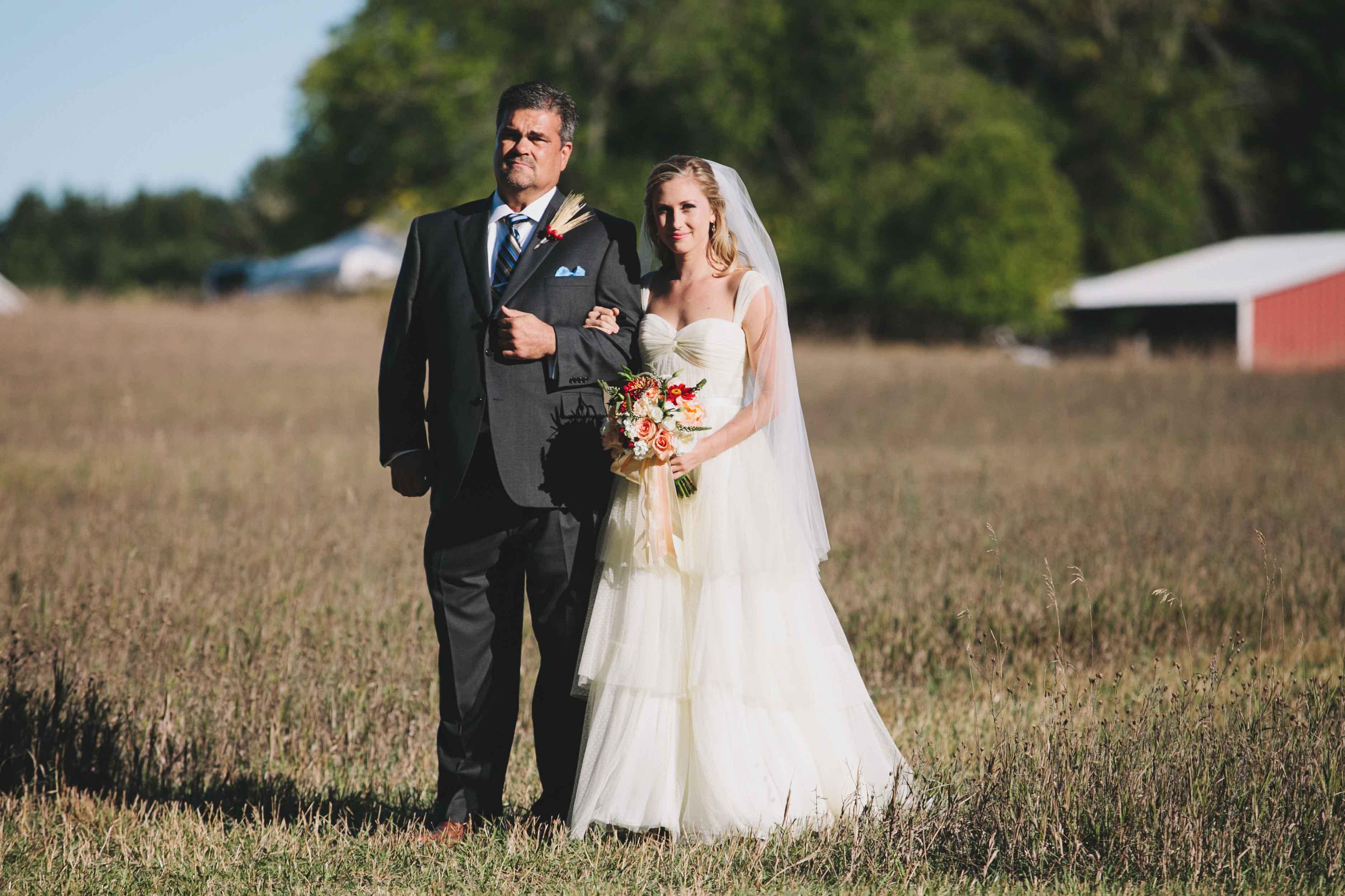 Rustic Wedding Design | Tableau Events