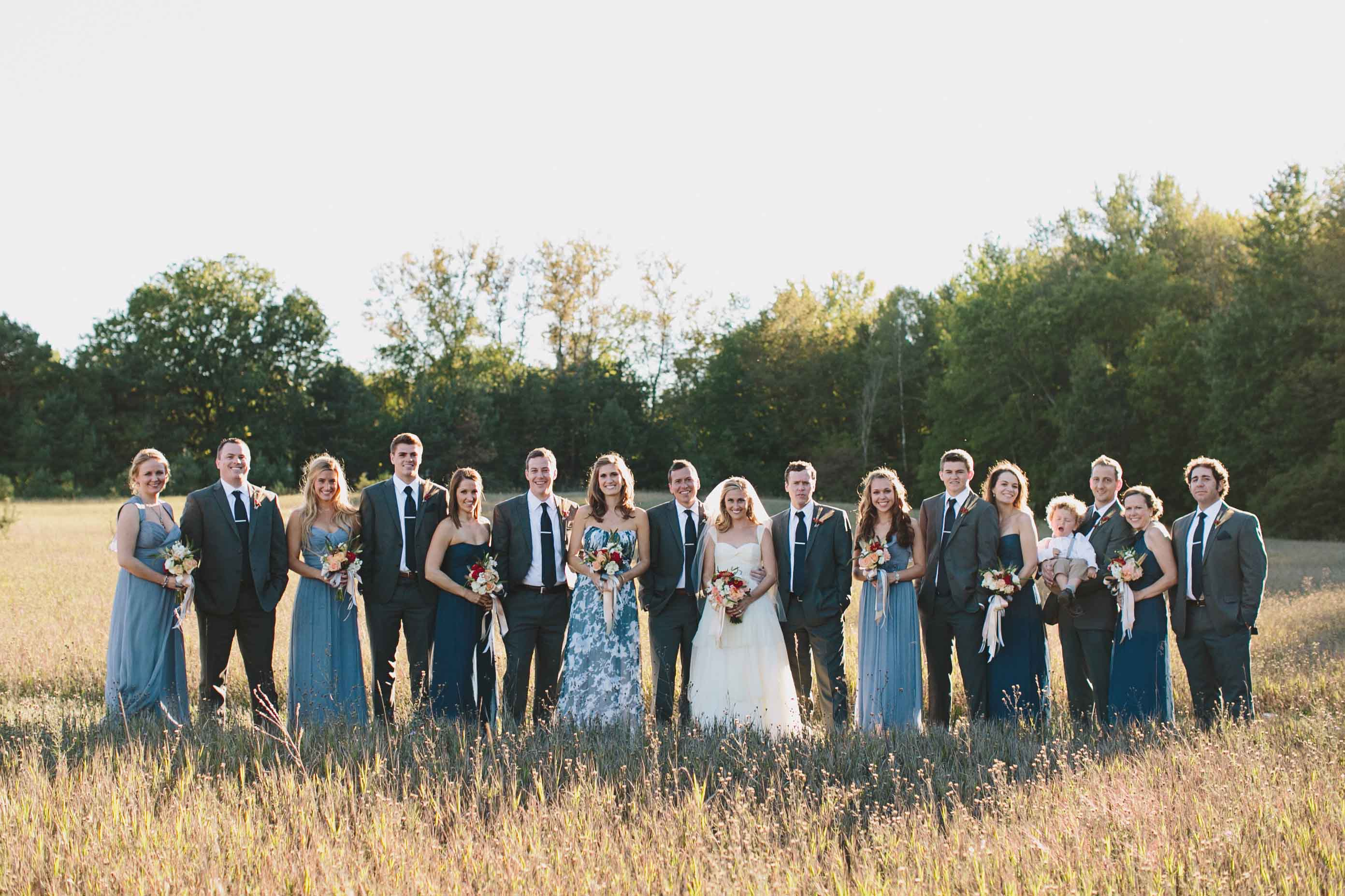 Fall Wedding | Tableau Events