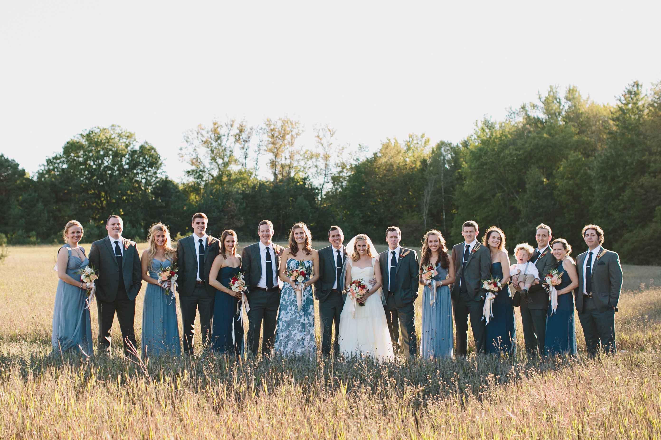 Fall Wedding | Tableau Events