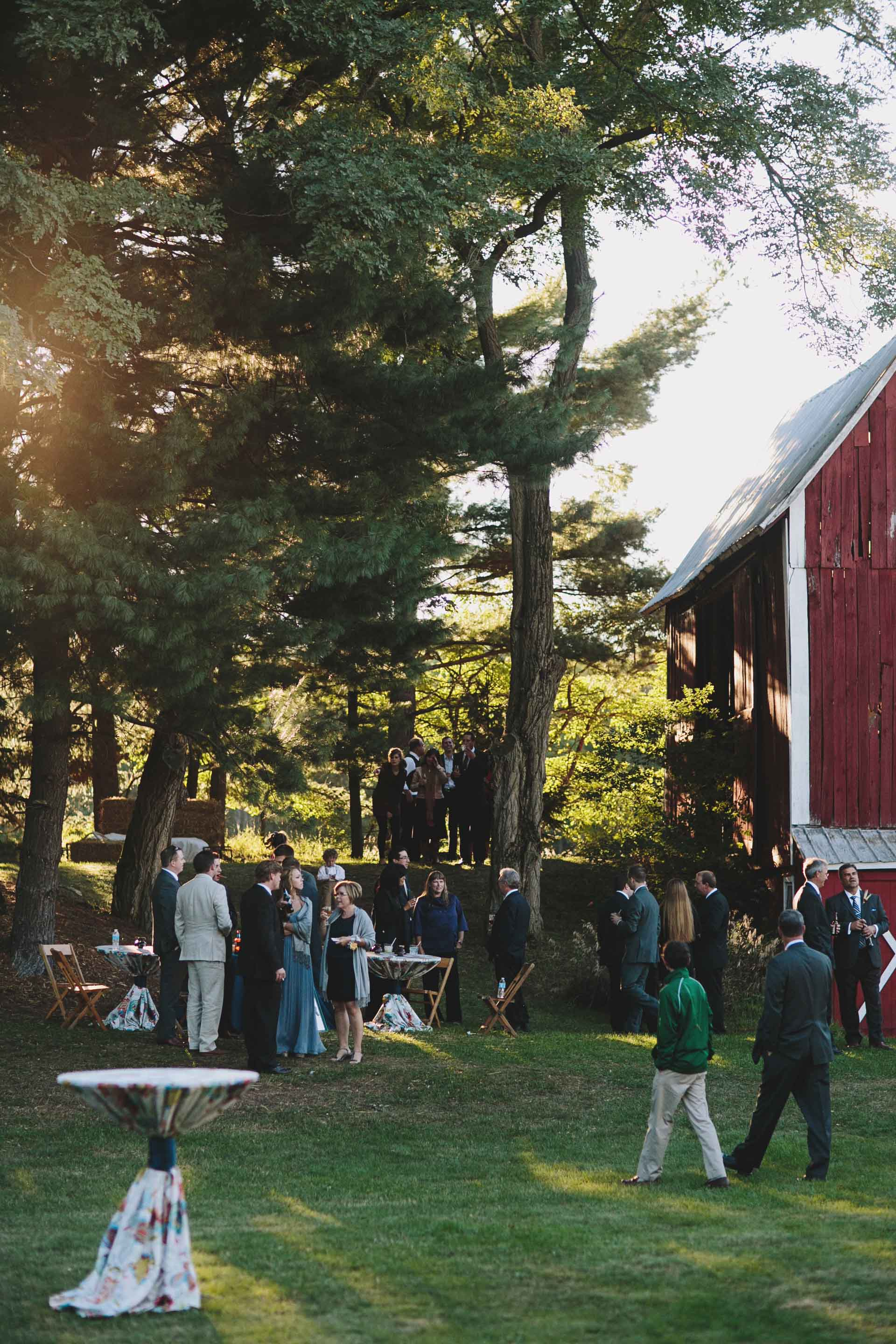 Barn Wedding Ideas | Tableau Events