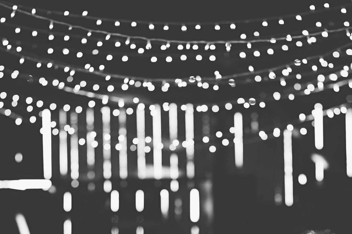 Barn Wedding | Wedding Lighting | Tableau Events