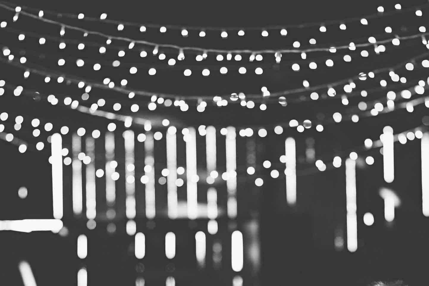 Barn Wedding | Wedding Lighting | Tableau Events
