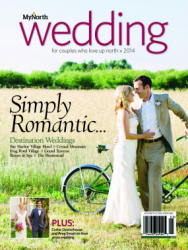 Tableau Events featured in Traverse Magazine My North Wedding 2014