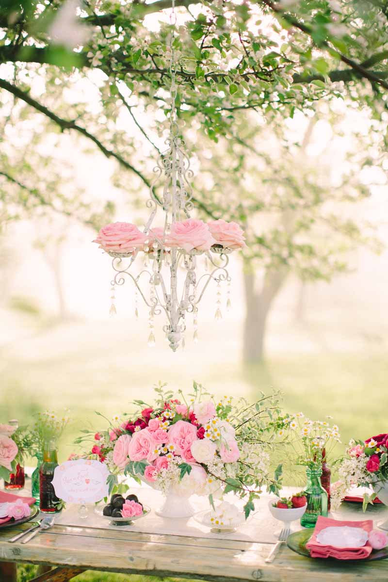 Bloom Floral Design | Backyard Garden Party | Tableau Events