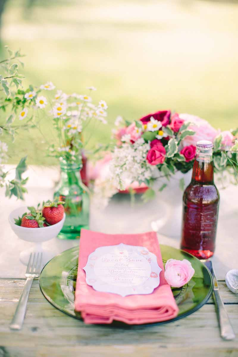 Cherry Blossom | Table Setting | Tableau Events | BLOOM
