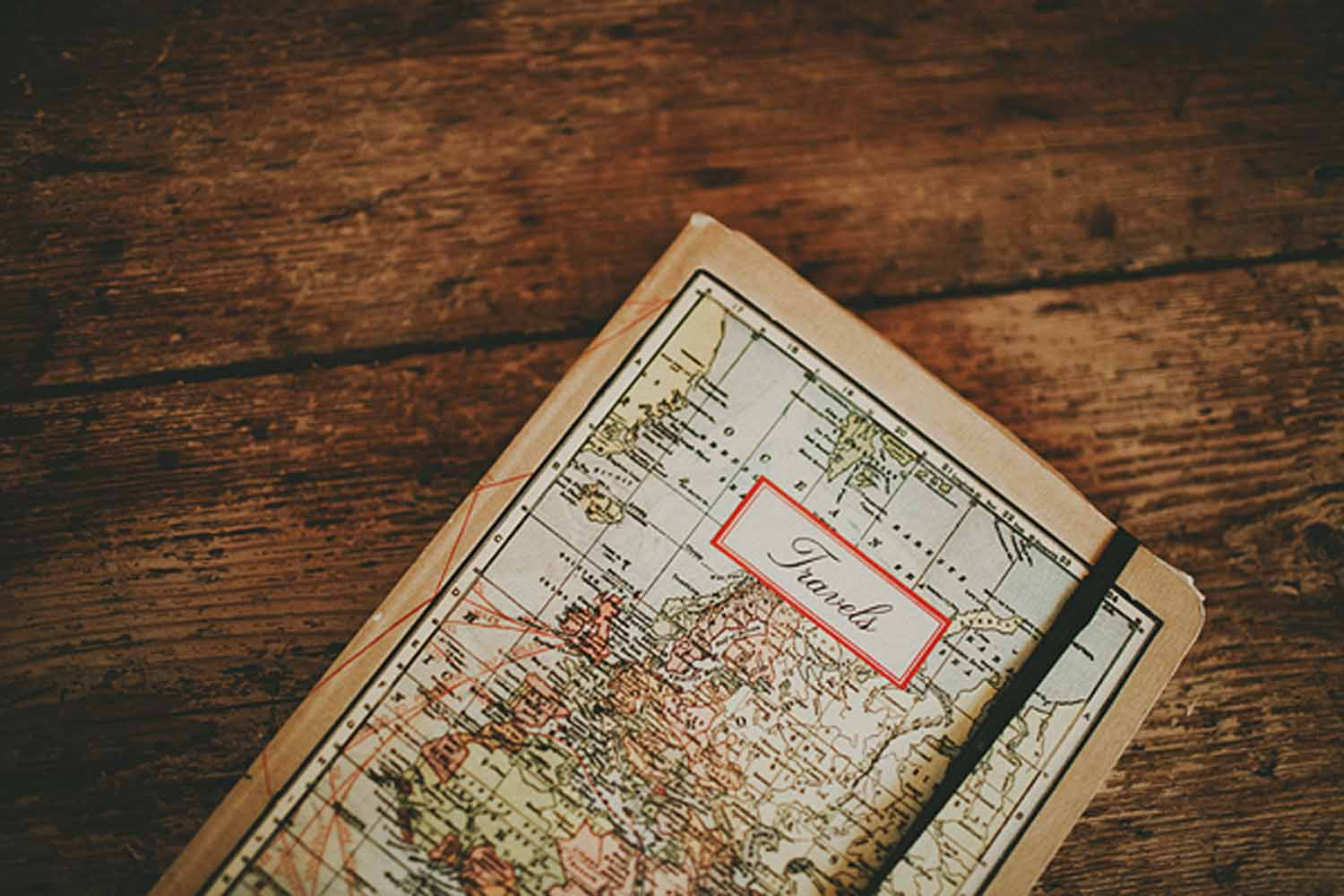 Travel and Map Inspiration | Northern Michigan Wedding | Tableau Events