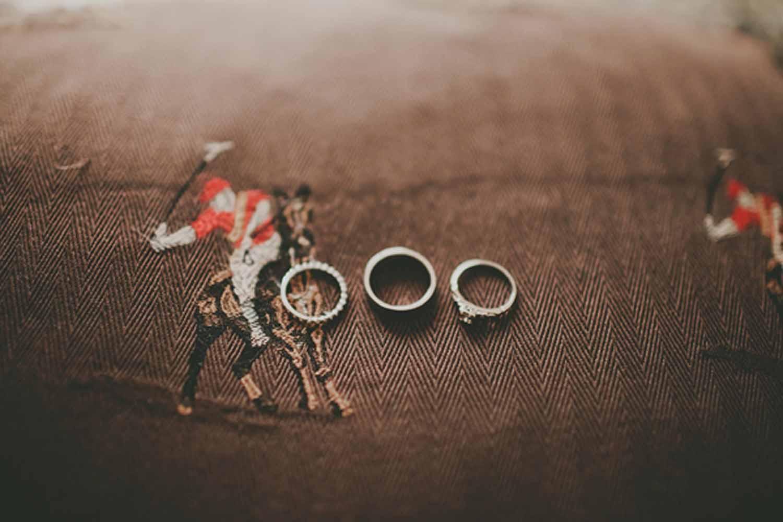 Wedding Rings | Rustic Wedding | Lakeshore Wedding | Harbor Springs Weddings | Tableau Events