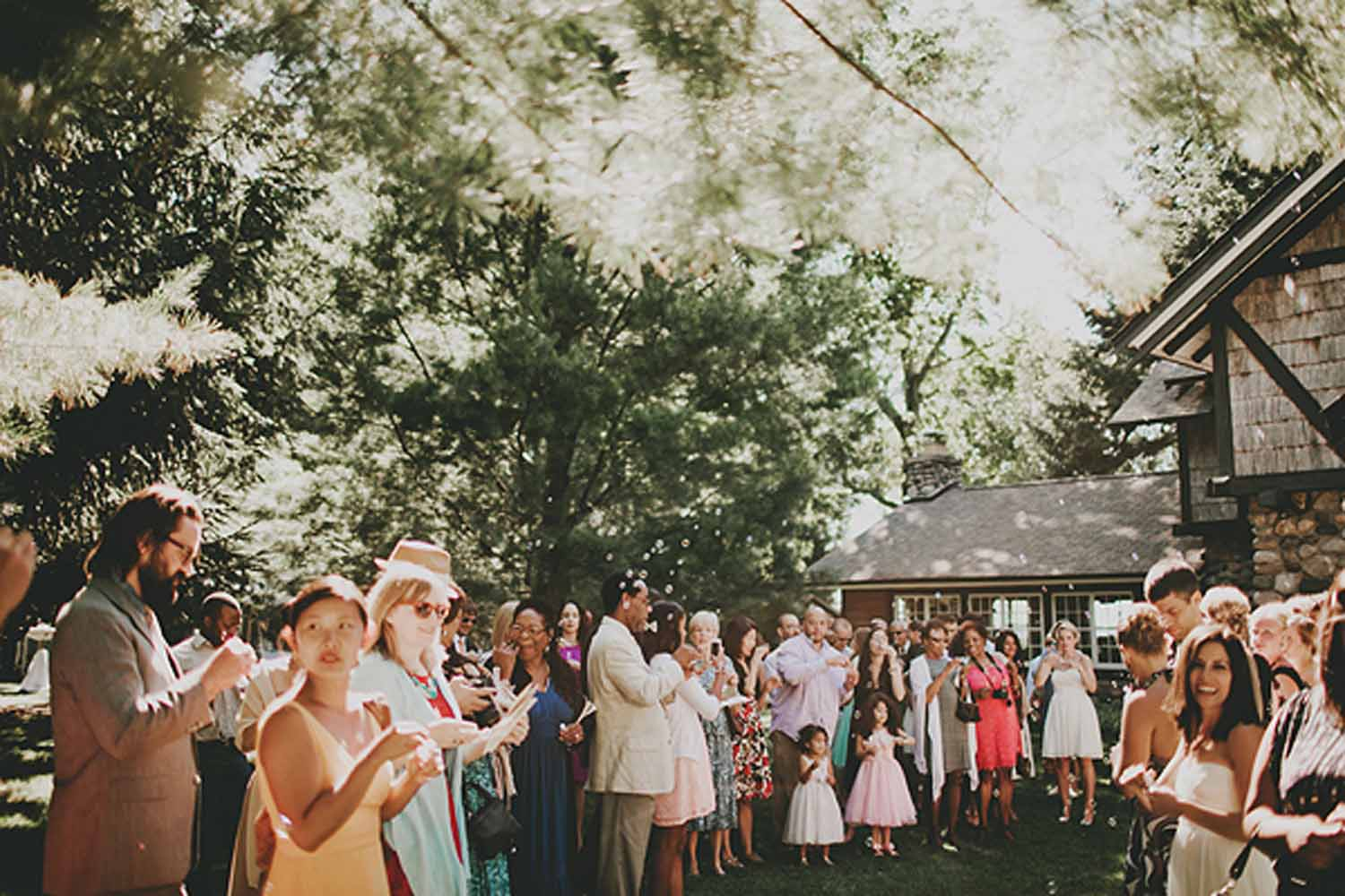 Family Traditions | Northern Michigan Weddings | Tableau Events
