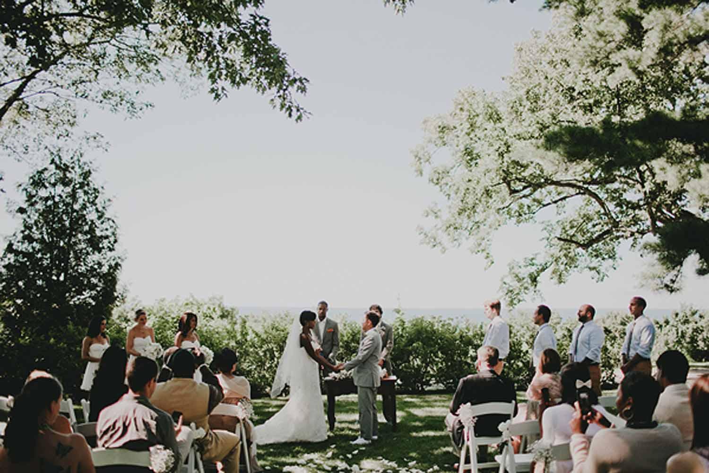 Rustic Wedding | Lakeshore Wedding | Harbor Springs Weddings | Tableau Events