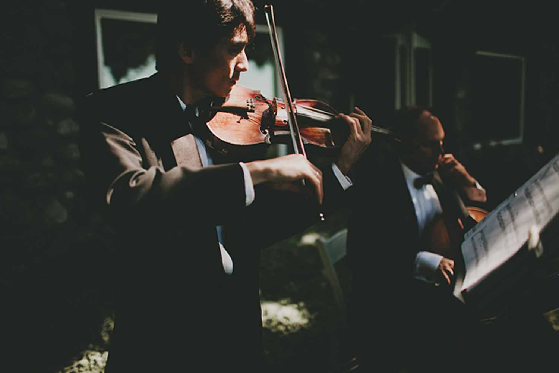 Violinist | Northern Michigan Wedding | Tableau Events