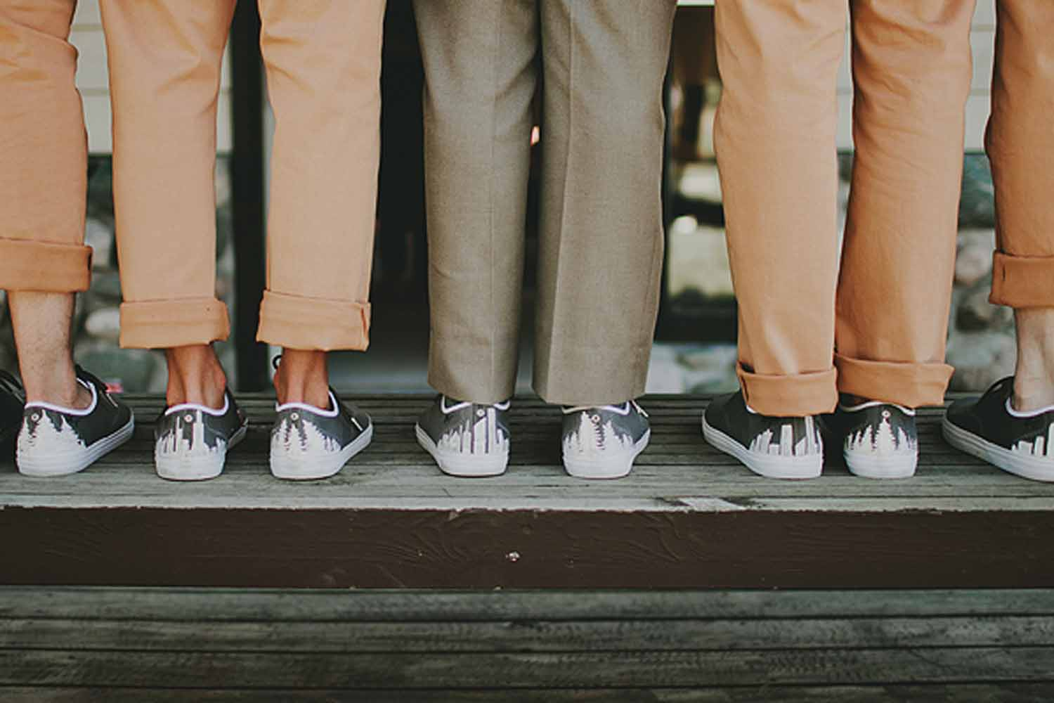 Coordinating Shoes | Tableau Events