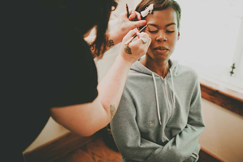 Bridal Makeup | Tableau Events