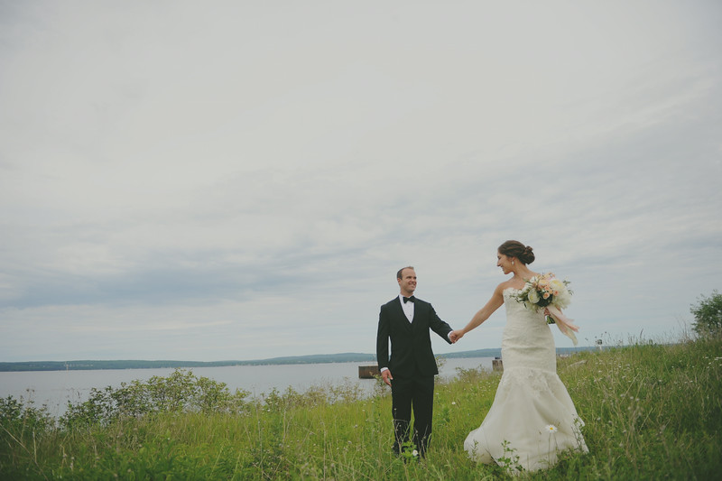 Northern Michigan Outdoor Summer Wedding | Tableau Events