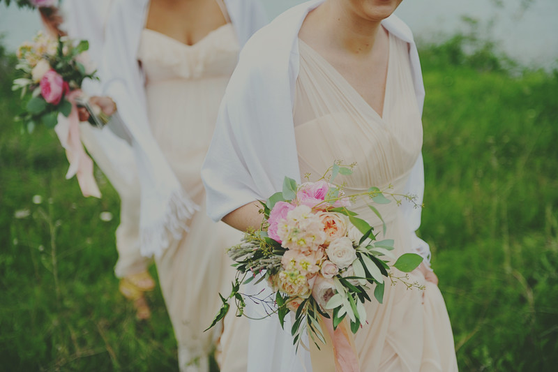 Bridesmaids Shall | Outdoor Wedding | Tableau Events