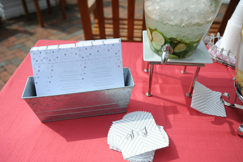 Custom Cocktail Napkins | Tableau Events