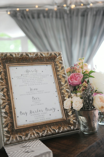 Custom Printed Papery | Framed | Bar | Tableau Events