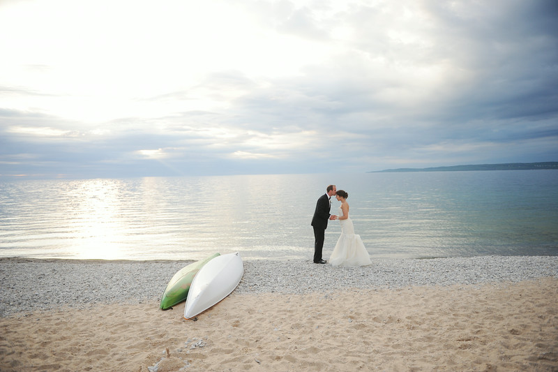 Lake Michigan | Canoe Inspiration | Tableau Events