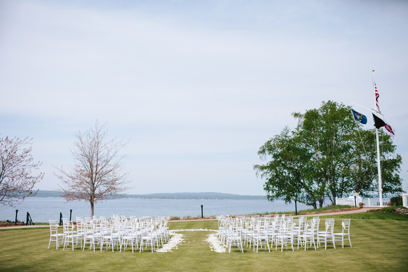 Lake Michigan | Outdoor Wedding | Tableau Events