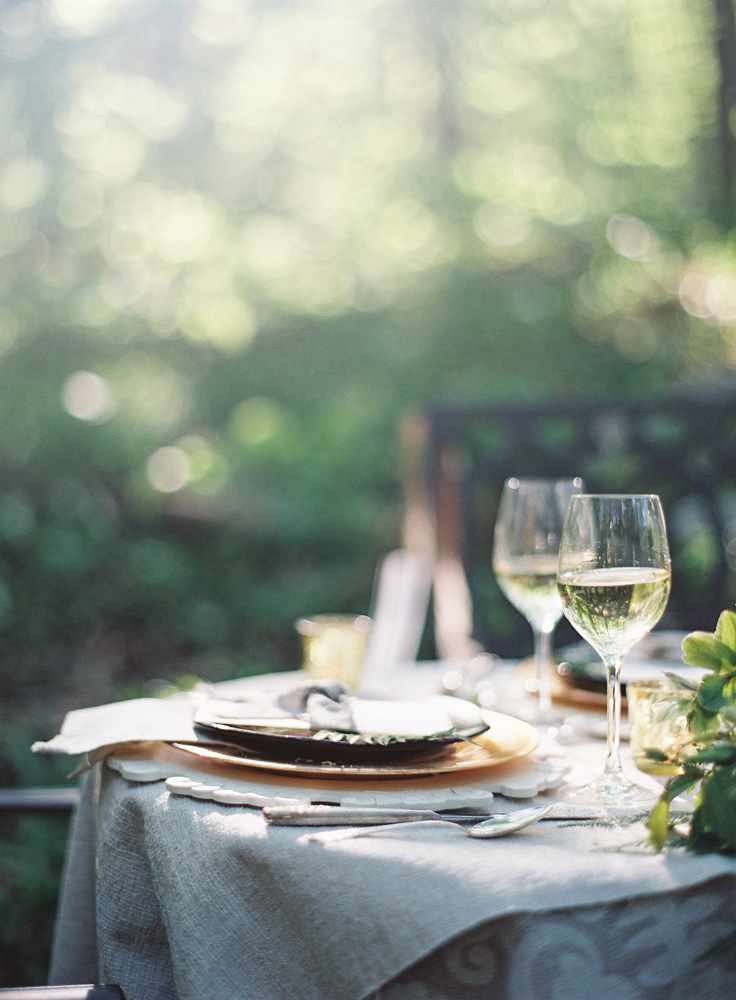 Northern Michigan | White Wine | Table Decor | Tableau Events