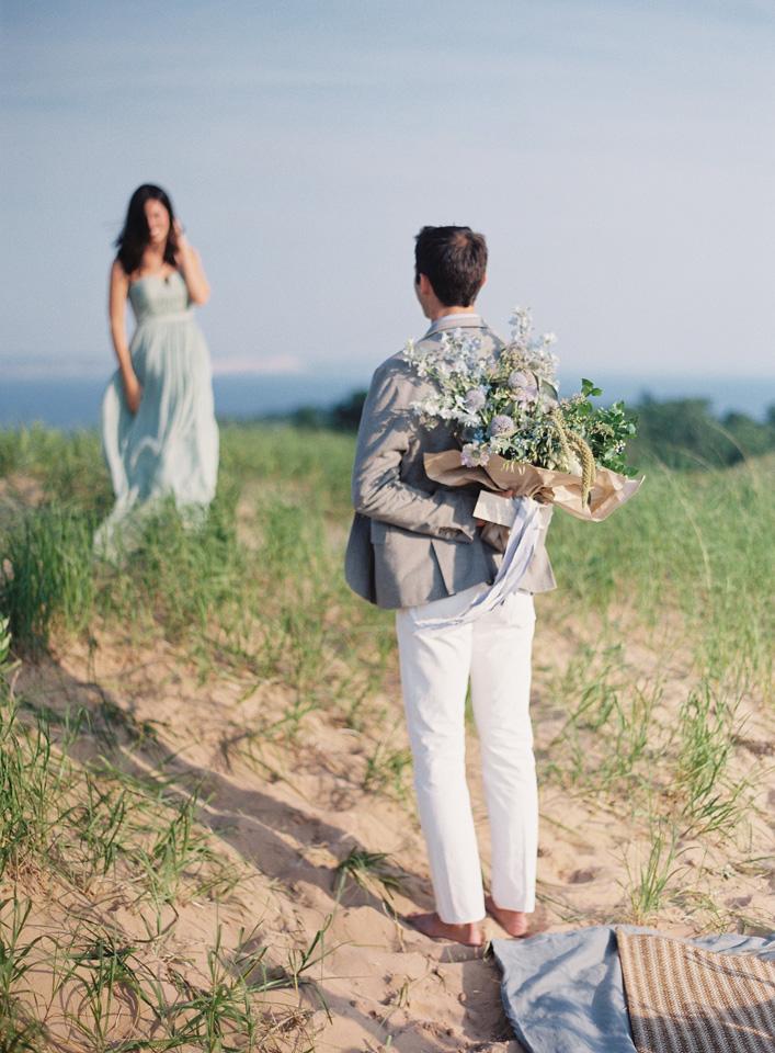 Island Wedding | Northern Michigan Planning | Tableau Events