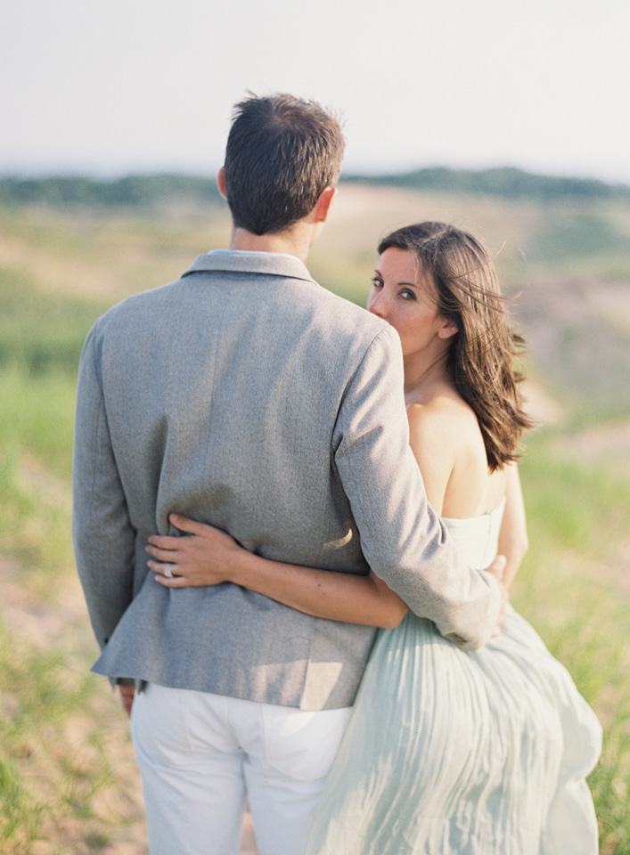 Summer Beach Wedding | Northern Michigan | Tableau Events