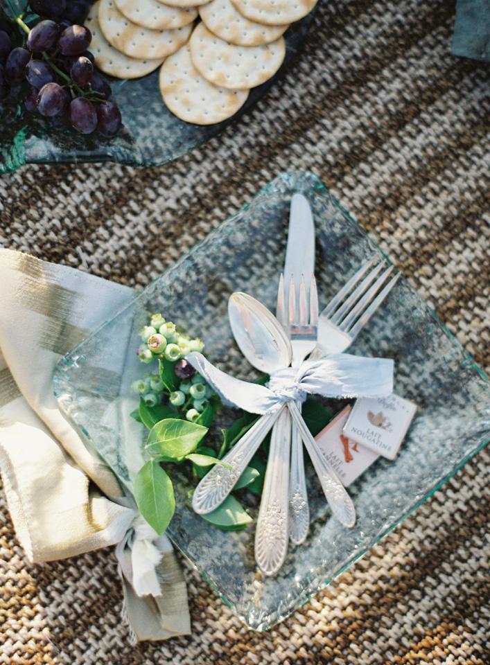 Wedding Details | Lake Michigan Picnic | Tableau Events