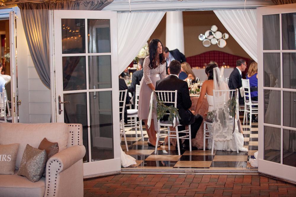 Northern Michigan Wedding Reception Decor | Tableau Events