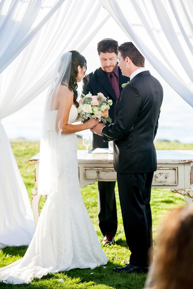 Alter Decor | Lake Michigan Wedding | Tableau Events