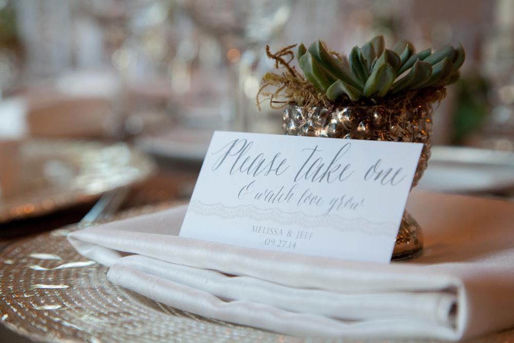 Custom Wedding Papery | Tableau Events