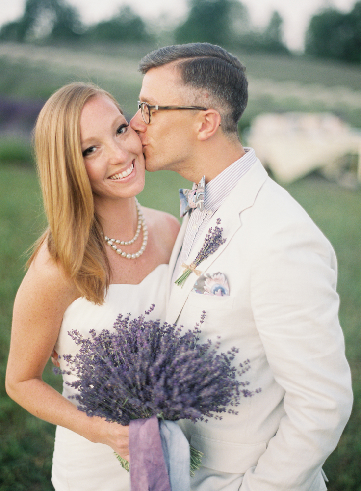 Lavender Farm Wedding | Bloom Floral Design | Tableau Events