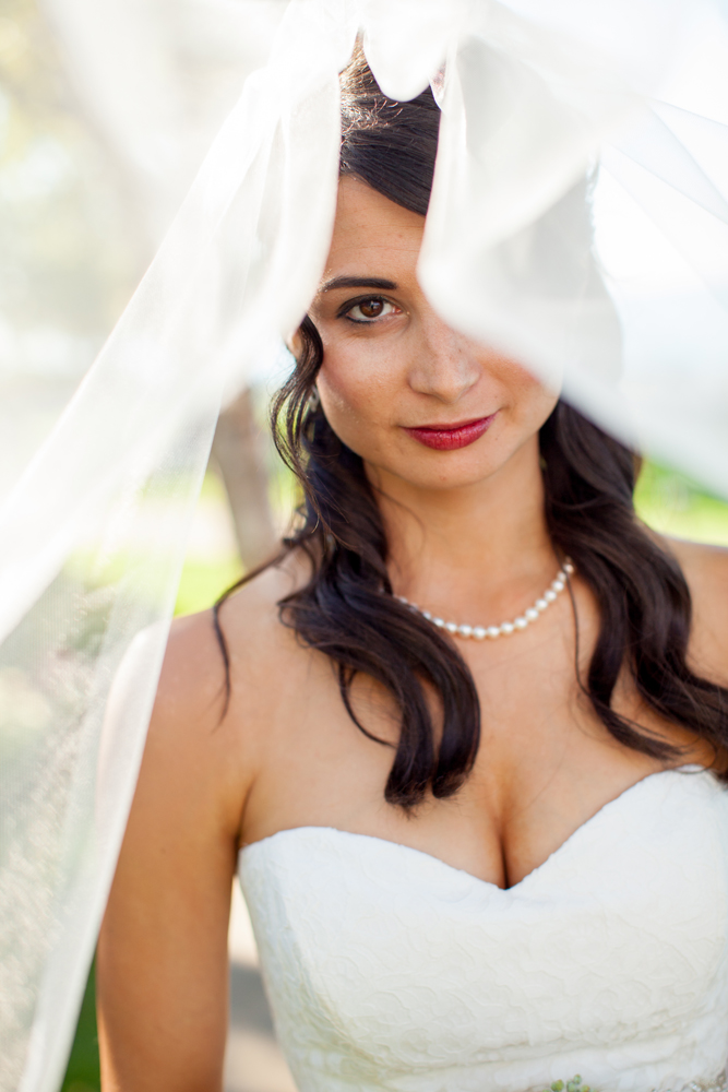 Pearl Necklace | Simple | Northern Michigan Wedding | Tableau Events