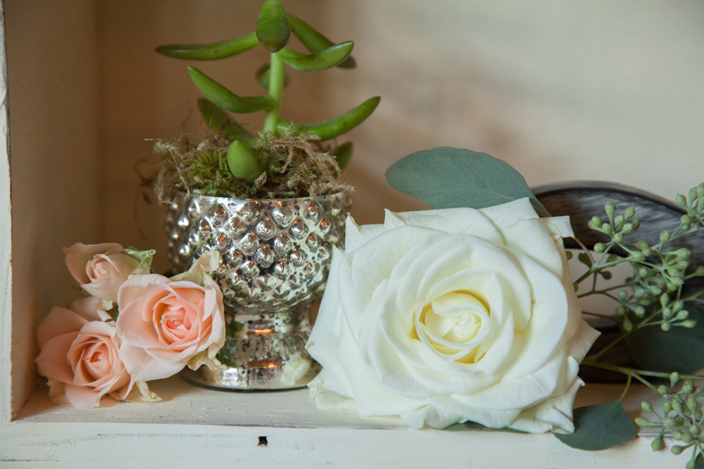 Floral Accents | Northern Michigan Wedding | Tableau Events