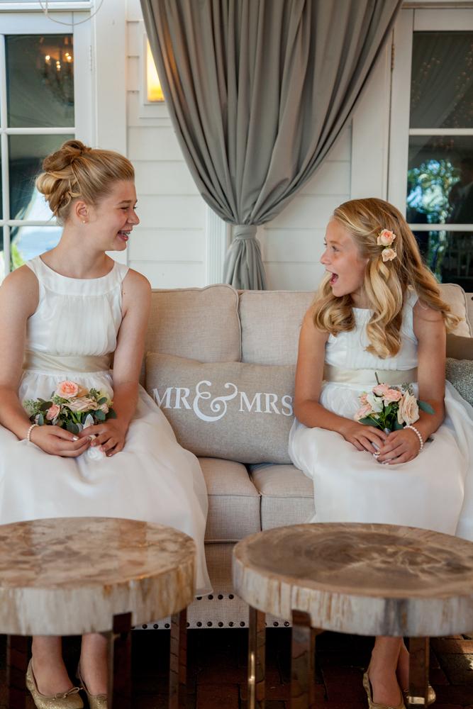 Mr. & Mrs. | Flower Girls | | Tableau Events