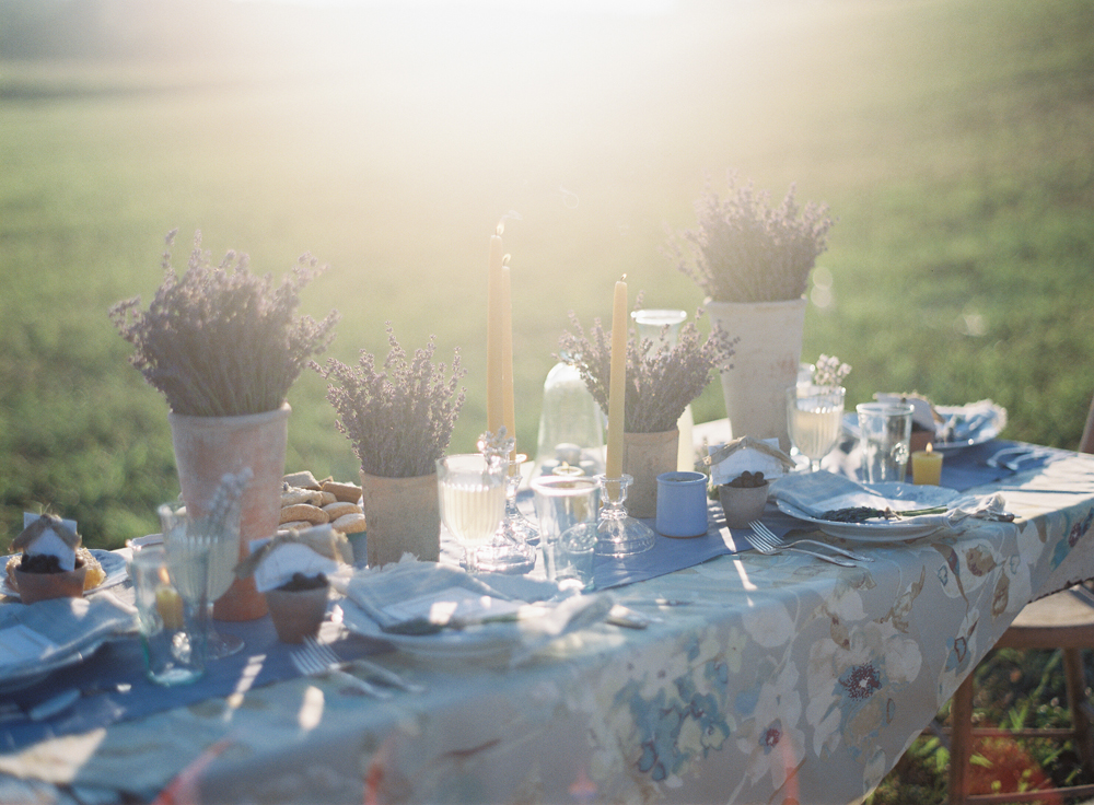Northern Michigan Wedding Table Decor Design | Tableau Events