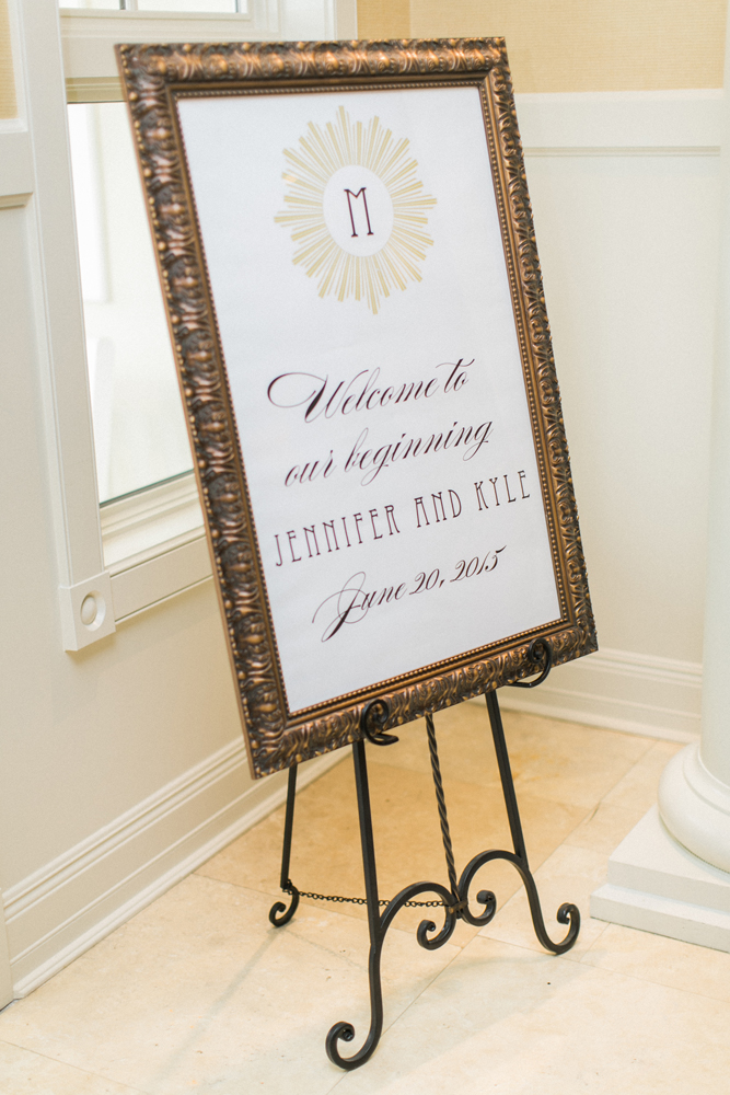 Custom Welcome Sign | Tableau Events
