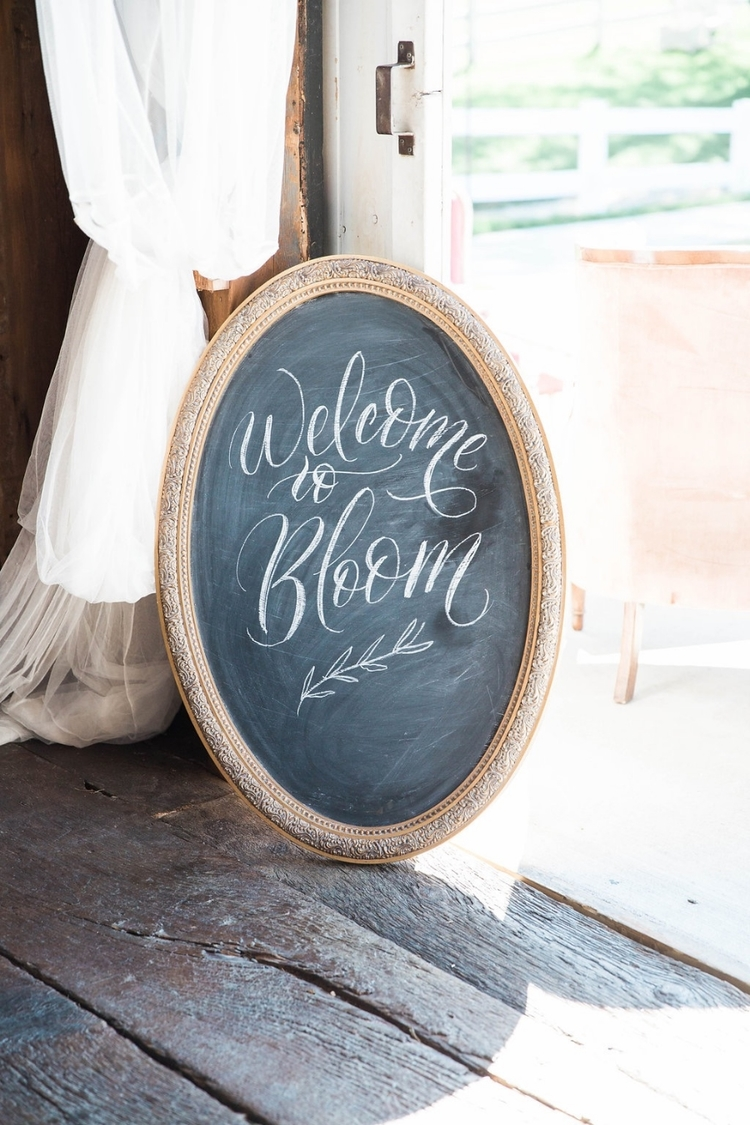 La Petite Bloom Workshop Welcome