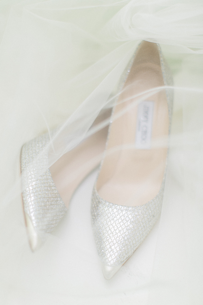 Wedding Day Details | Bridal Shoes | Tableau Events