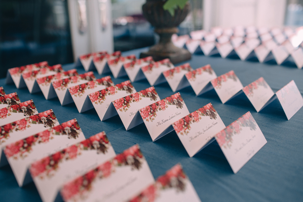 Custom Place Cards | Tableau Events