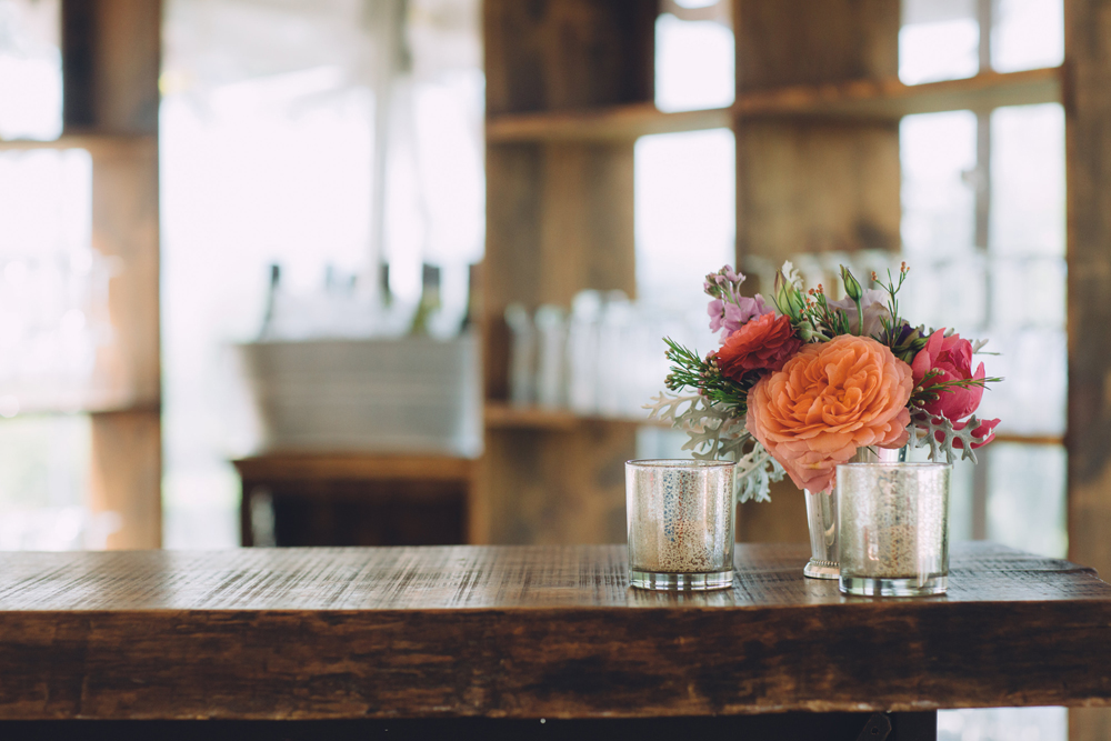 Floral Accents | Bar | Tableau Events