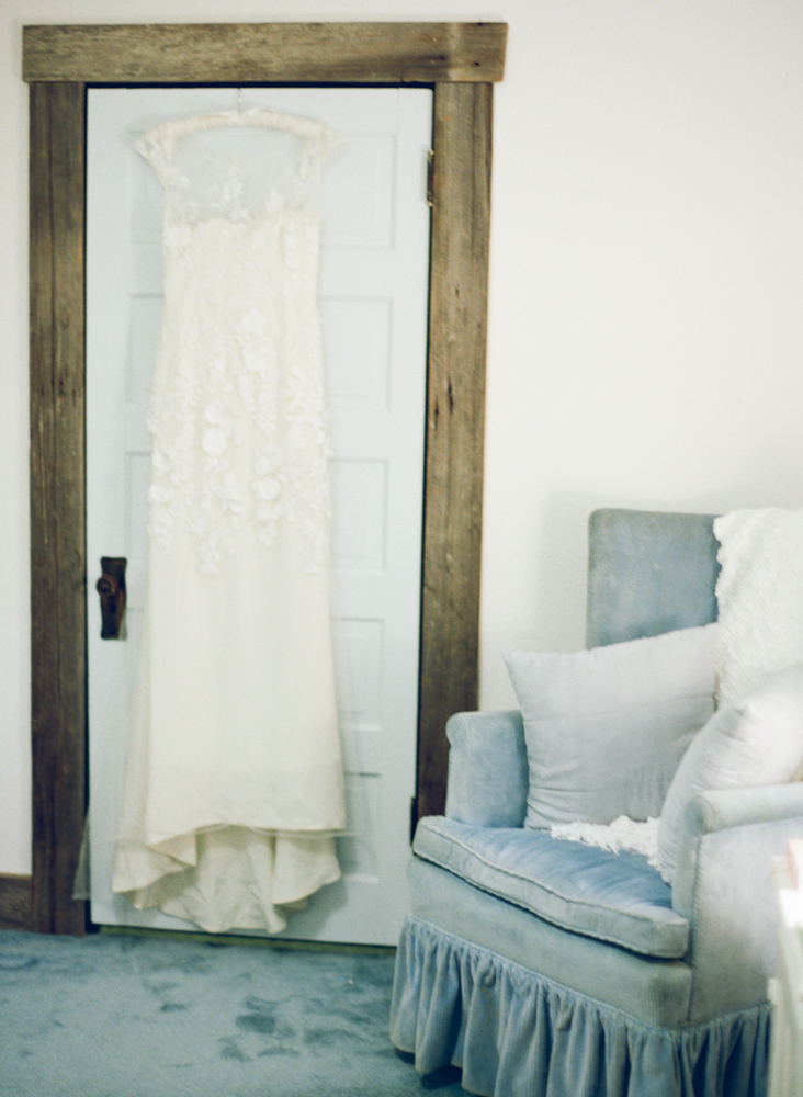 Northern Michigan Wedding Dress | Rustic Inspiration | Tableau Events